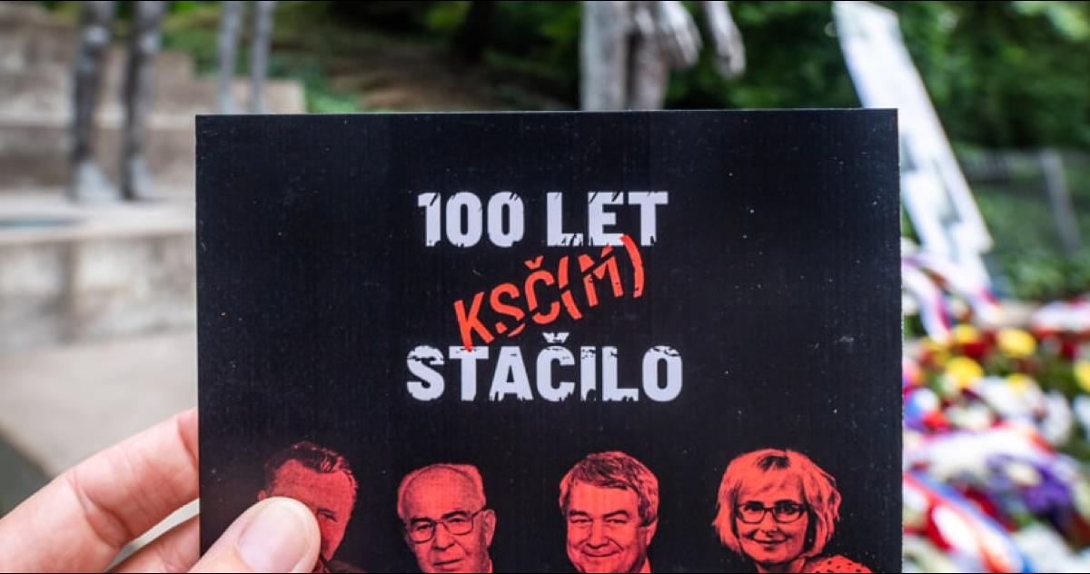 100 let KSČ(M) stačilo
